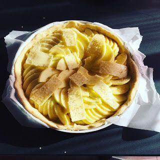 Recette de la tarte aux pommes toute simple, par Boeuf Karotte