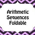 This is a fun foldable to review or introduce explicit and recursive formulas for arithmetic sequences. ...