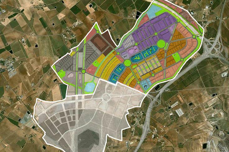 Plan Parcial Los Camachos en Cartagena