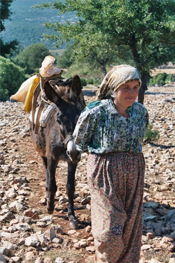 Farmer in Turkey