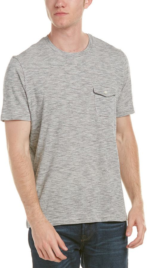 Michael Bastian Gray Label Crew T-Shirt