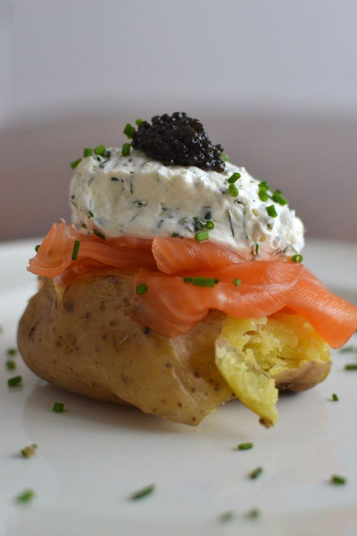 La Cuisine c'est simple: Simple comme la crème fouettée aux herbes et au caviar…