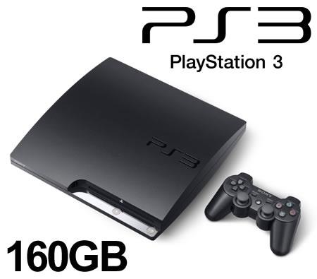 Sony Playstation 3 PS3 Slim 160GB - $306.80