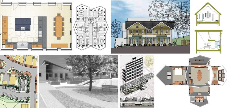 17 Best Images About Architectural Design Drawings And Cad