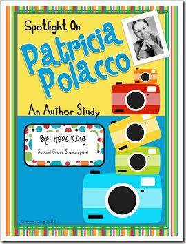Patricia Polacco Author Study Unit
