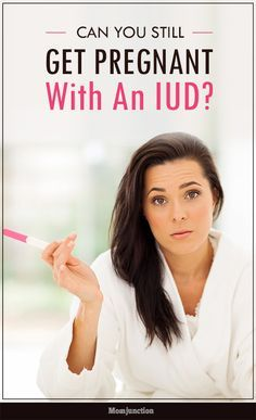Can You Still Get Pregnant With An IUD? Read our post to learn every important fact about #pregnancy and copper IUD.