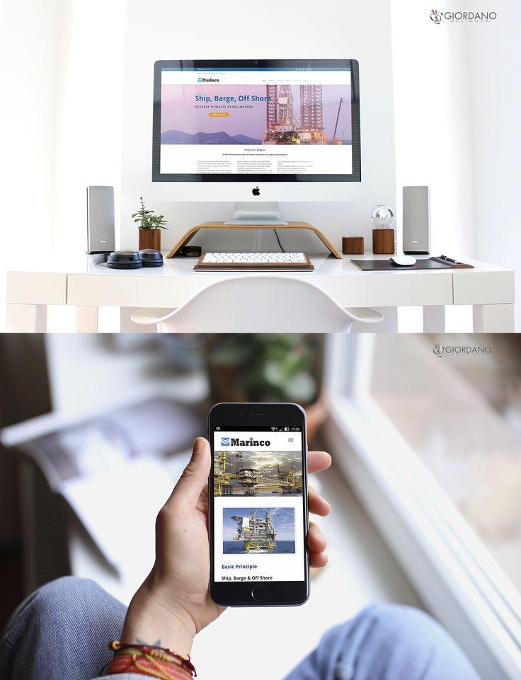 Ready New Website http://marinco.eu for Marinco Ltd. ... Fully responsive and enjoyable by all devices! #WebDesign #WebTypography #MobileFriendly #UserExperience #WebDeveloper #ResponsiveDesign #SiteOfTheDay #CorporateIdentity #UI #Branding #Pantone