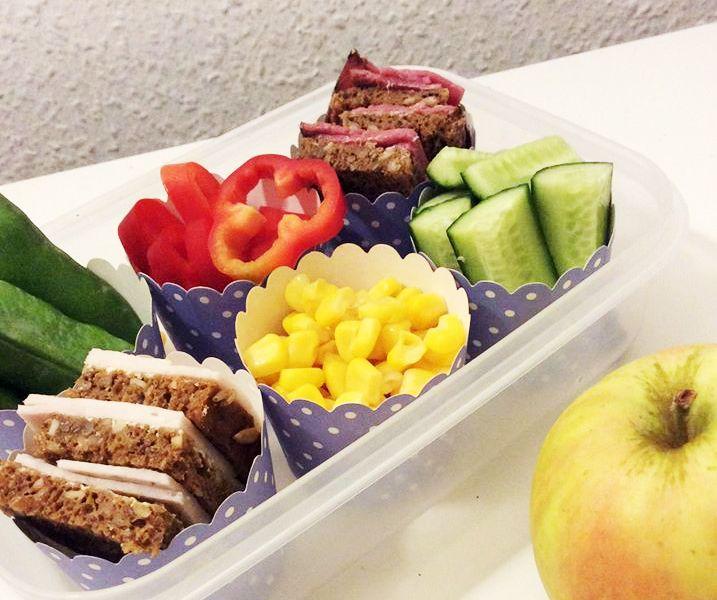 Nem madpakke til små børn | Sunde Madpakker | Bloglovin'