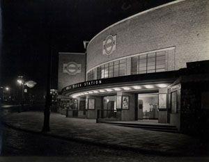 Wood Green Underground Station (1933)