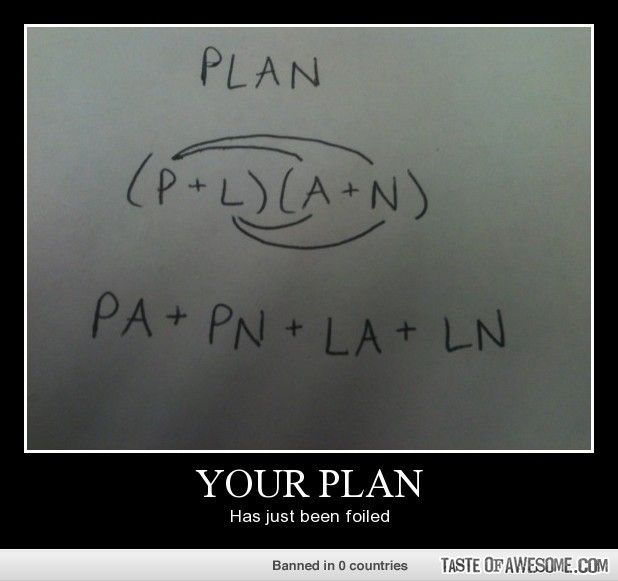 Nerd humor that I actually understand.