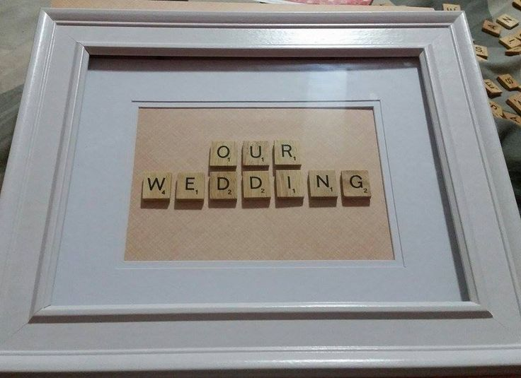 Our Wedding Scrabble Word Art Website: www.purplebutterflydesigns42.weebly.com Facebook: www.facebook.com/purplebutterflydesigns90 Instagram: www.instagram.com/purplebutterflydesigns