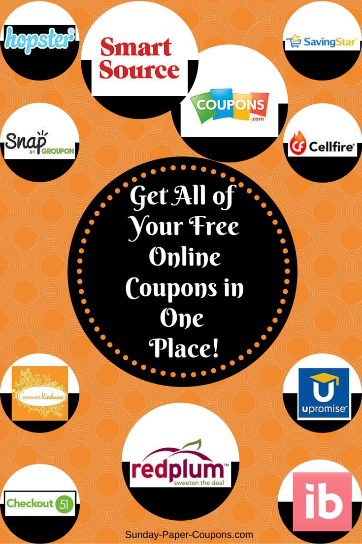 It's great!  You can get all of your free online coupons from one source!