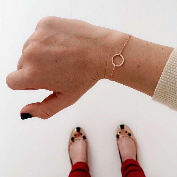 Rose Gold Karma Bracelets in the House   Shop at myshiningarmour.com/bracelets/karma-bracelet
