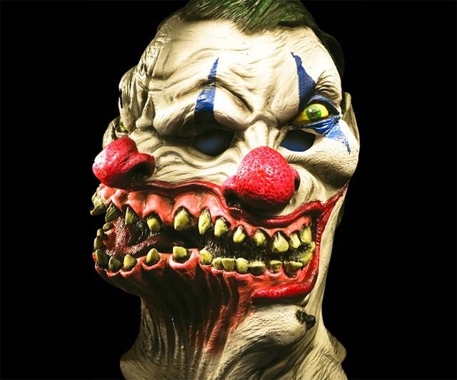 Siamese Clown Mask