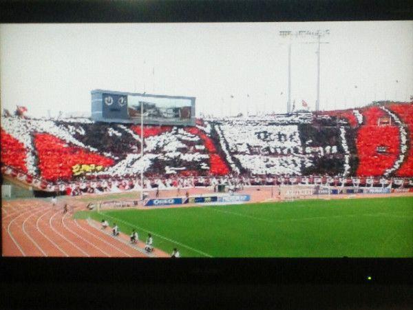 ナビスコカップ決勝 Jリーグ主導のコレオに対する反応 - Togetterまとめ