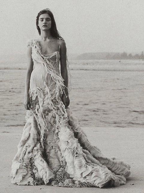 Alexander McQueen: The Harper's Bazaar Looks