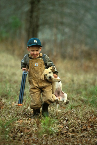 : Picture, Hunter, Animals, Cat, Dogs, Funny, Hunting, Boy, Kid