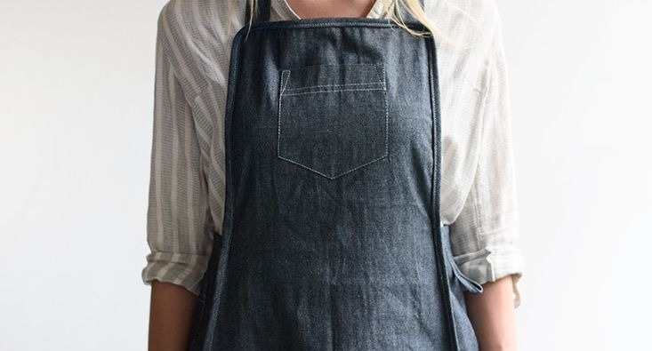 11 Work Aprons: Keeping Clean While Getting Dirty: Gardenista