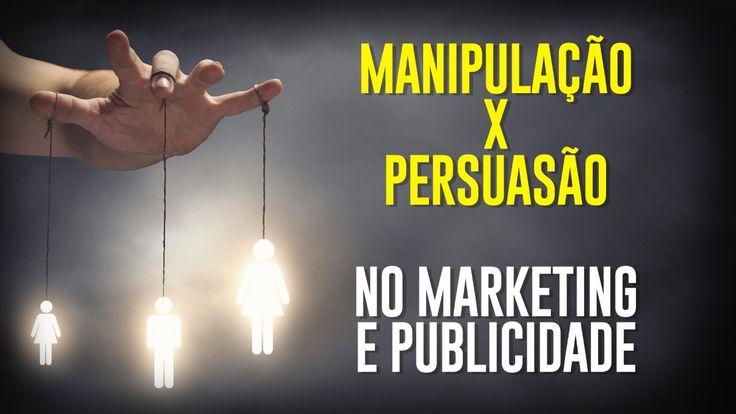 Saiba diferenciar o que é manipulação de persuasão e qual dos dois você precisa usar.