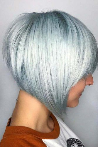Inverted Bob Hairstyles picture2