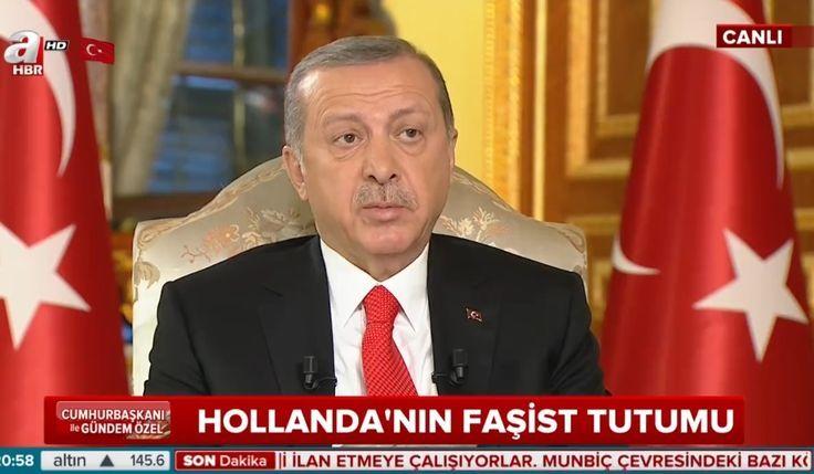 Erdoğan'dan aynı nakarat: 'Hayır' demek bölücü örgüte destek olmaktır