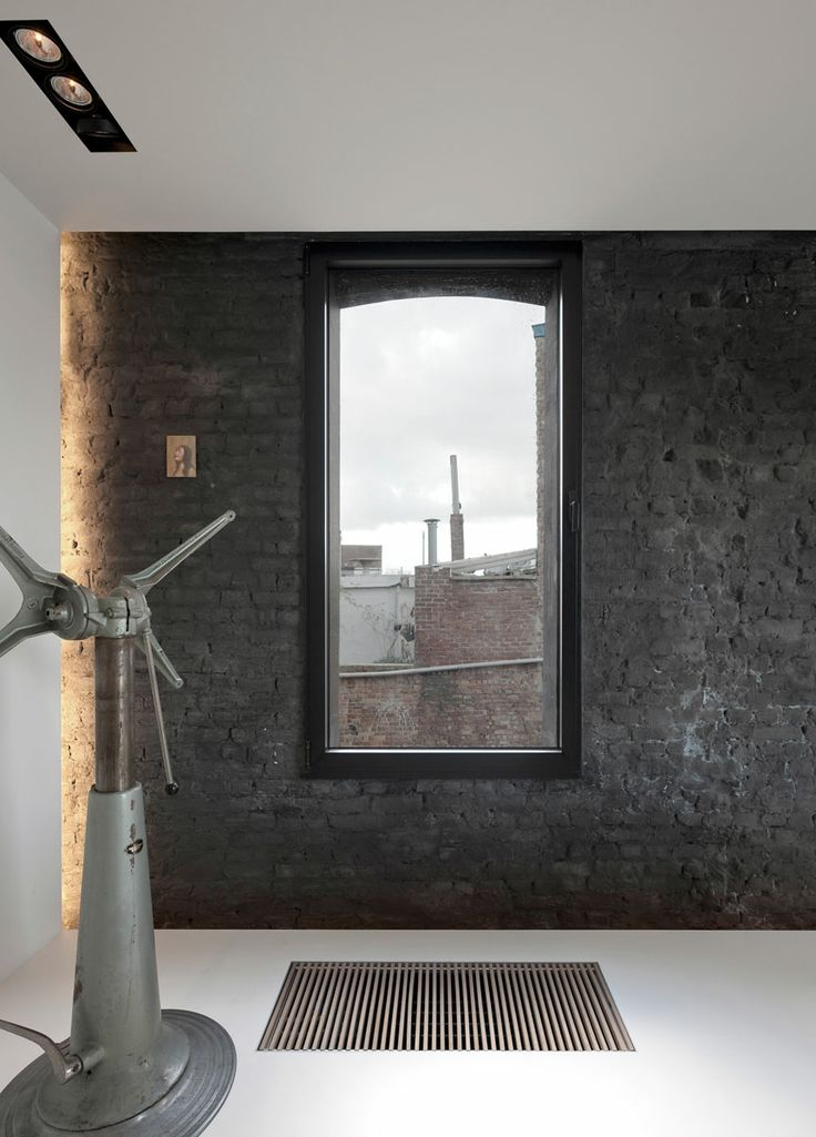 Graux Baeyens Architects House G S Single Family Home Ghent Belgium