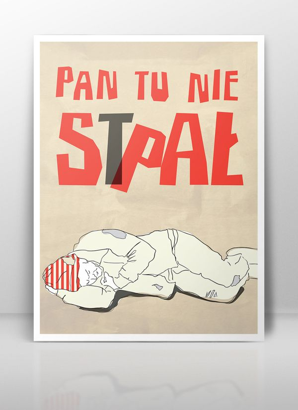 14 AMS Poster Contest / PL Today by kamila figura, via Behance