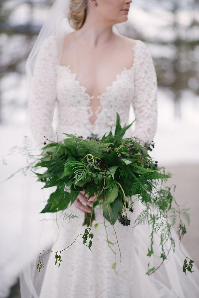 cozy #winterwedding