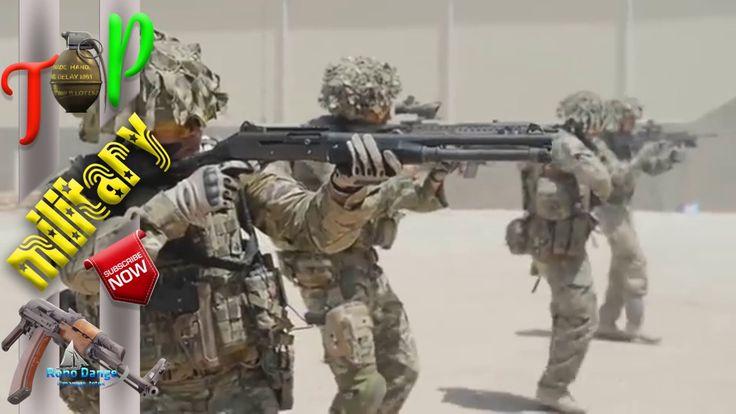 Ytube Trending, Latihan Menembak Reaksi British Army