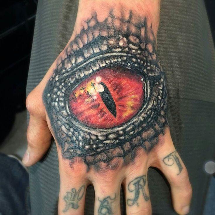 Job stopper - Ryan Mireau @ryanmireau - Marinette WI  See more at www.tattwho.ink  #tattoo #tattooartist #tattwho #ink #inked #inkedup #inklife #inkedlife #inklifestyle #inkedlifestyle #tattoos #tattooart #artist #tattoosnob #tatuador #tatted #tattedup #tattooist #color #dragon #eye #eyes #jobstopper #cross #marinette #wisconsin