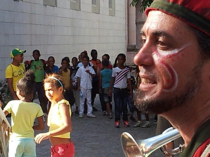 Circo en la Calle