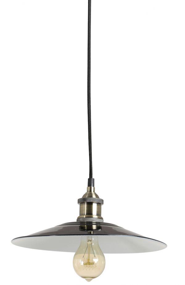 Hängeleuchte Finna Ø 28 cm, schwarz - Hängeleuchten - Leuchten