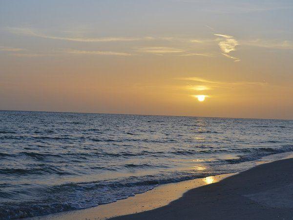 Coucher de soleil à l'ile de SANIBEL en Floride, USA #sofrenchbynaty