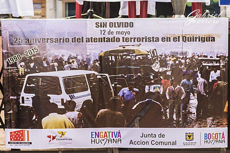 25th anniversary attack Quirigua Bogota by Gabriel Guerrero on 500px