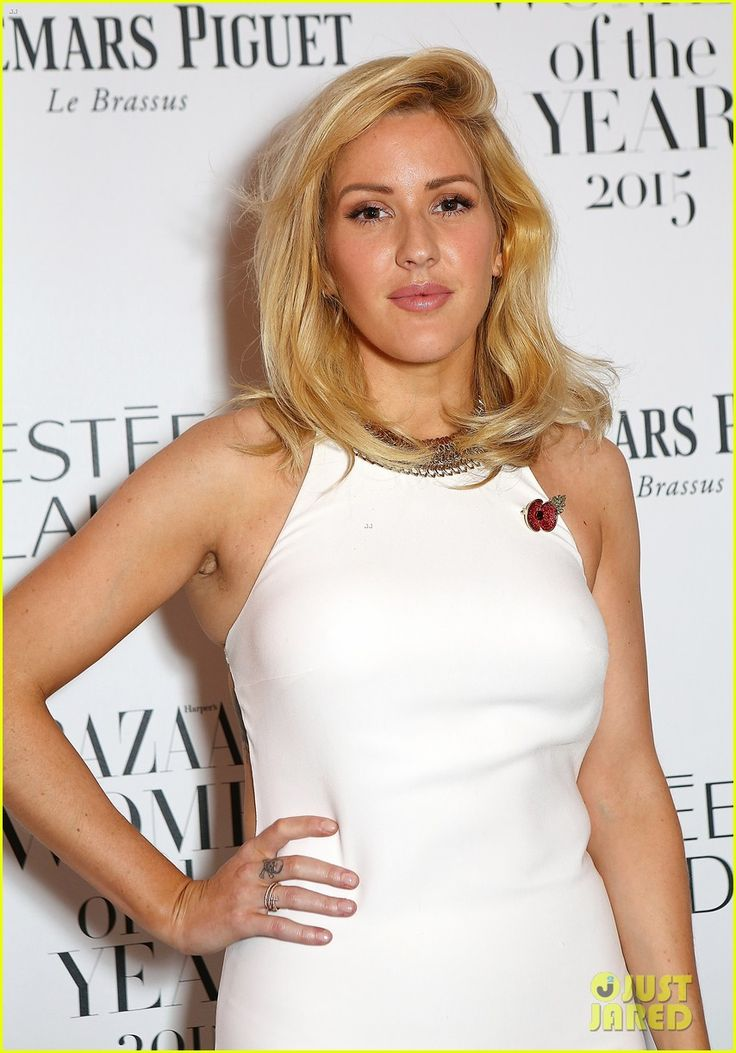 Ellie Goulding Glams Up After Announcing Tour Dates: Photo #888778. Ellie Goulding and Lily James both look so glamorous while making their entrances at the 2015 Harper's Bazaar Women of the Year Awards held at Claridges Hotel on…