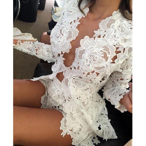 Monica Lace 2-piece Set | Freya Fashion