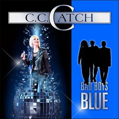 C.C. Catch & Bad Boys Blue 30th Anniversary U.S. Tour Disco Legends of 80's → Live in Chicago! 10/17/2015