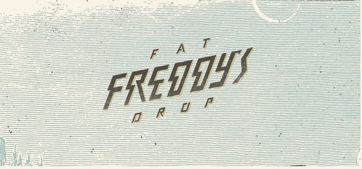 "Check out my @Behance project: ""Fat Freddy's Drop poster design"" https://www.behance.net/gallery/41527747/Fat-Freddys-Drop-poster-design"