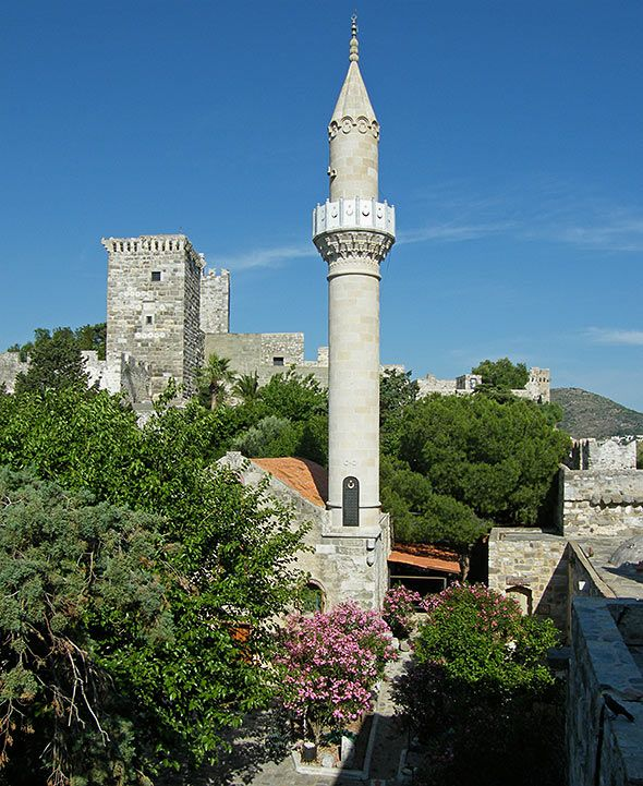 Castle of St Peter, Bodrum, Turkey