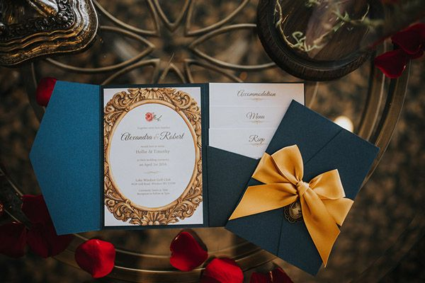 Beauty And The Beast Themed Wedding Invitations: 2684 Best ♥ Wedding Blogs