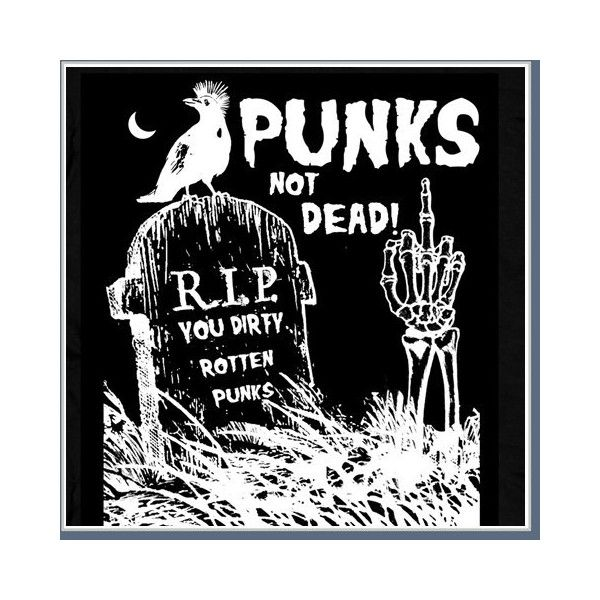 Punks Not Dead Punk T Shirt the Exploited T Shirt Ramones T Shirt Cbgb... ($14) ❤ liked on Polyvore featuring tops, t-shirts, dark olive, women's clothing, punk t shirts, print tees, boxy t shirt, print shirts and print t shirts