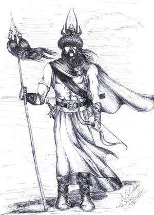 Alp Er Tunga Destanı | Alp Er Tunga Destanı Sakalar dönemine ait Alp Er Tunga ve Şu olmak üzere iki destan tespit edilmiştir. Alp Er Tunga, M.Ö. VII. yüzyılda yaşamış kahraman ve çok sevilen bir Saka hükümdarıdır. Alp Er Tunga Orta Asya'daki bütün Türk boylarını birleştirerek hakimiyeti altına almış daha sonra Kafkasları aşarak Anadolu Suriye ve Mısır'ı fethetmiş ve Saka devletini kurmuştur.