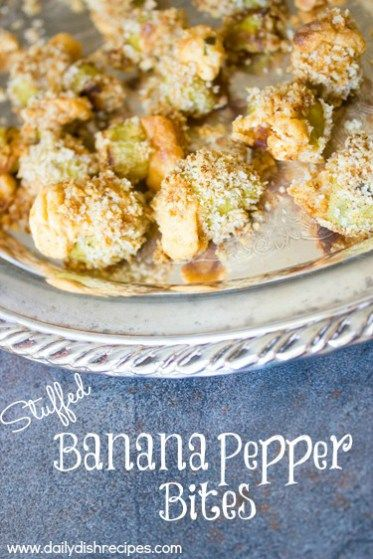 Stuffed Banana Pepper Bites                                                                                                                                                     More