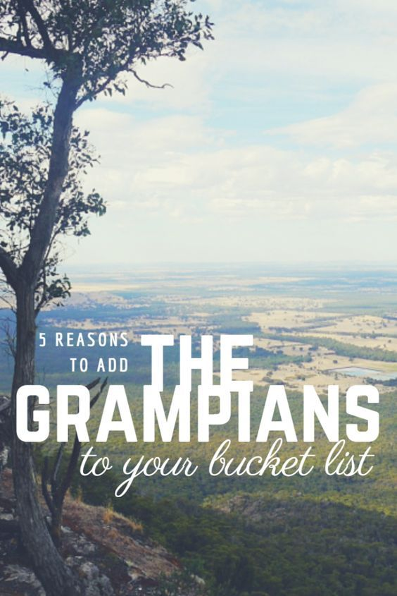 5 reasons you need to visit the breathtaking Grampians