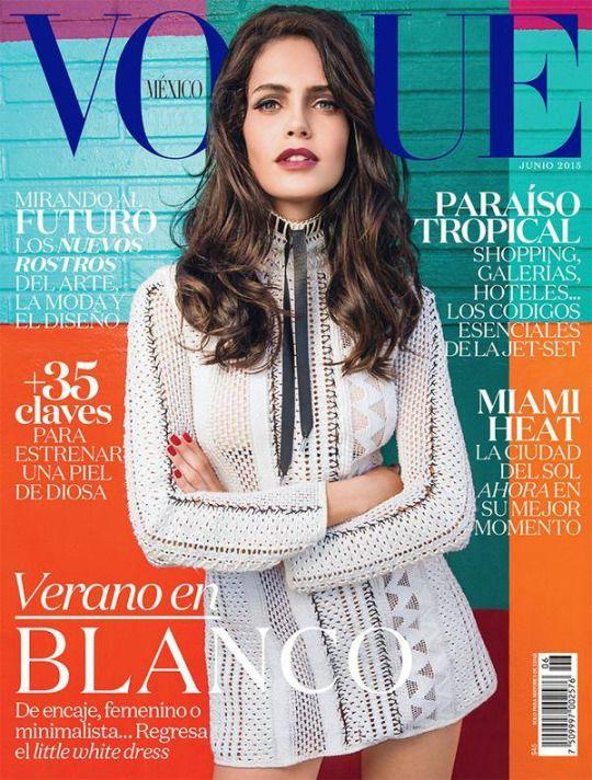 Vogue Mexico June 2015