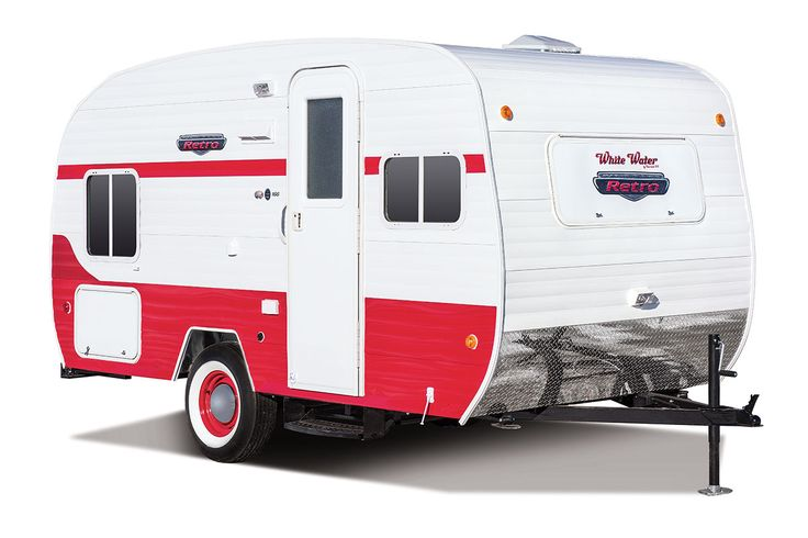 Riverside Retro Trailers | Retro Lightweight Travel Trailer Floorplans | Riverside RV