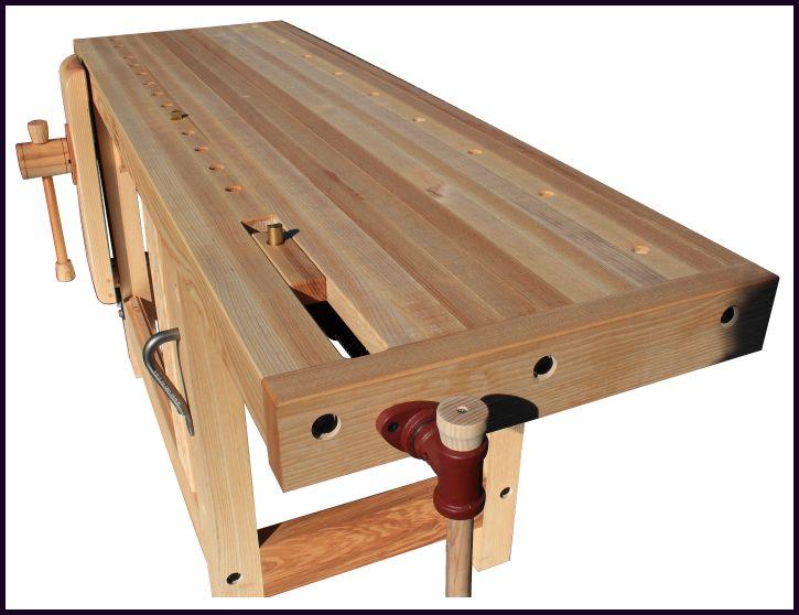 Wonderful Antique Irish Wood Bench  EBTH