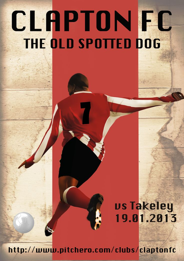Clapton FC Takeley 2013