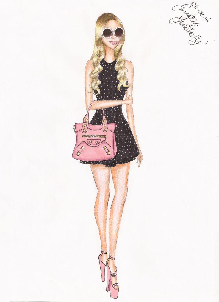 #fashion #fashiondesign #fashionillustrator #Fashionillustration #croqui #croquidemoda #illustration #illustrator #moda #desenhodemoda #desenho #design #croqui #croquidemoda #gufontinelly #estilista #stylist #style #drawing #fashiondrawing #blogger #fesena #fernandasena #blogfesena #blogfesenafashiondecor #blogdafesena