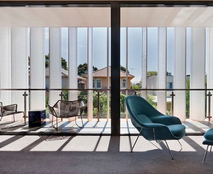 Die besten 25+ Terrassen jalousien Ideen auf Pinterest - interieur mit holz lamellen haus design bilder